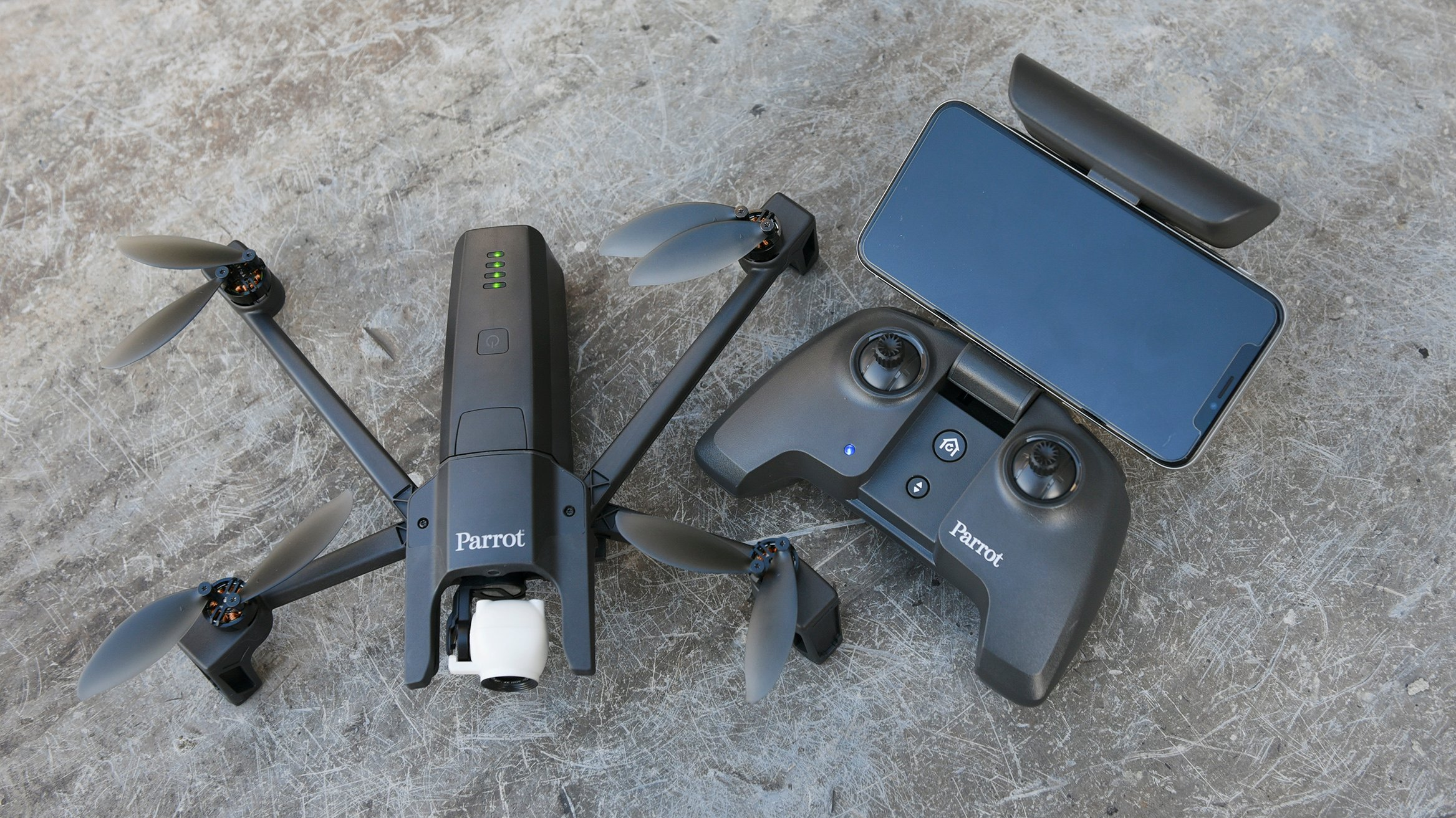 Parrot Anafi Review The Best Parrot Drone Yet Expert