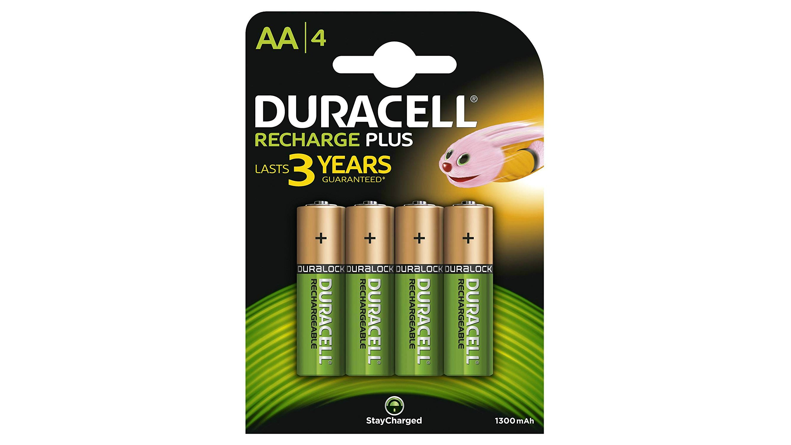 e01f2132281 Duracell is arguably the most popular of the alkaline battery brands and is  certainly no slouch in the rechargeable battery arena. Its cheaper Plus  range of ...