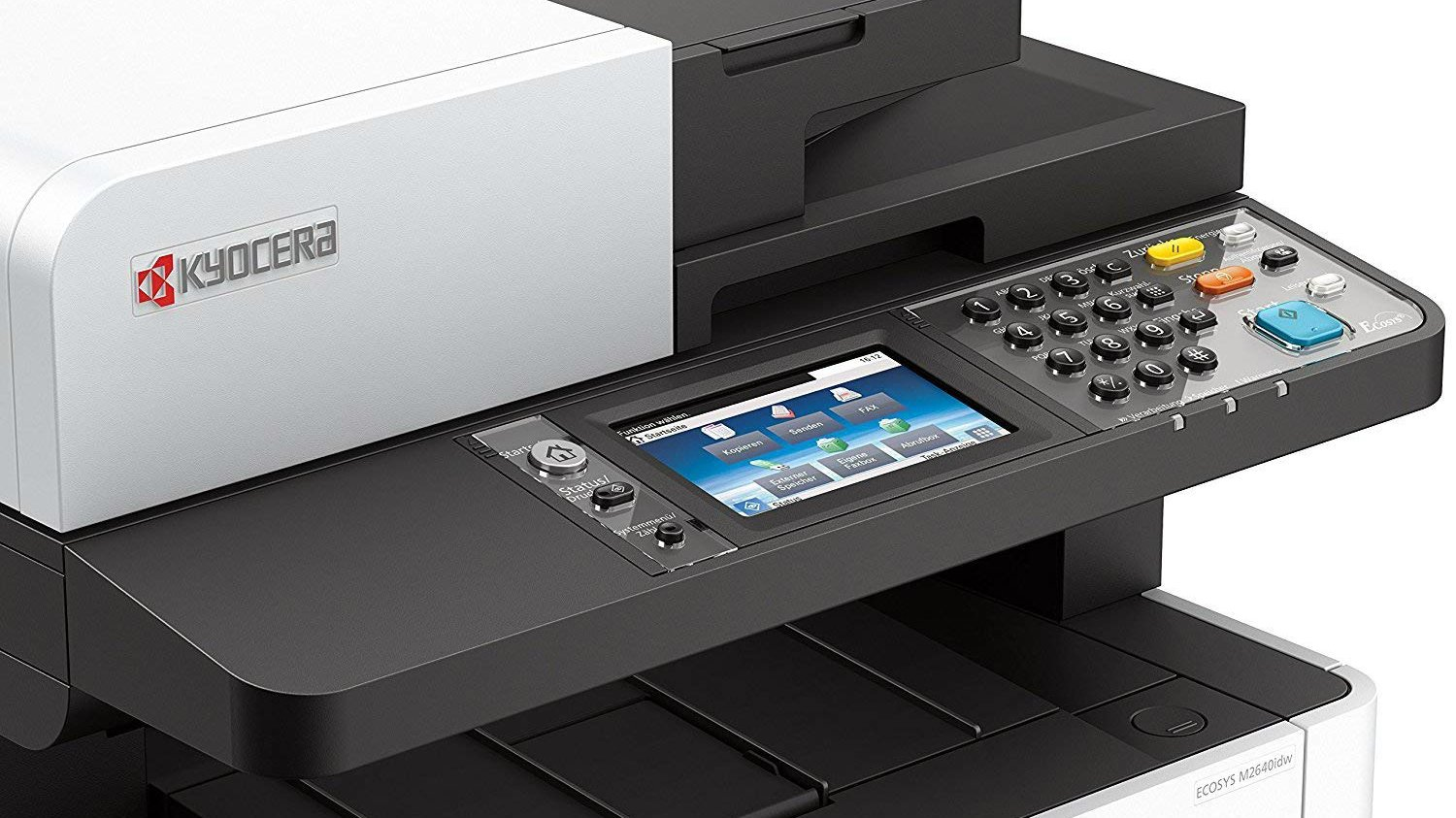 Kyocera Ecosys M2640idw review: A cheap-to-run MFP that produces