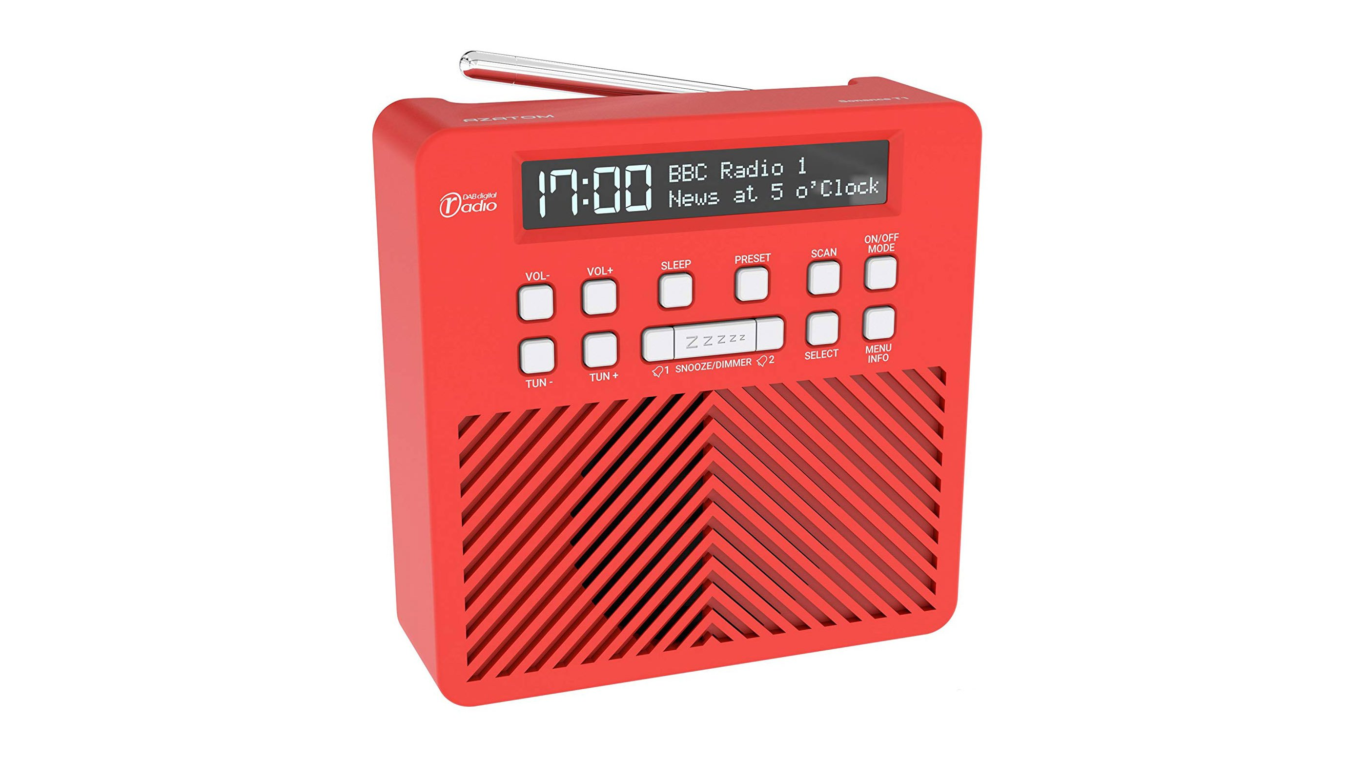 Best Dab Radio 2018 The Digital Radios You Can Buy From 29 Low Cost Am Its Not Exactly Last Word In Looks Or Sound Quality But If Youre Looking For A Cheap And Cheerful Wont Do Much Better Than Sonance