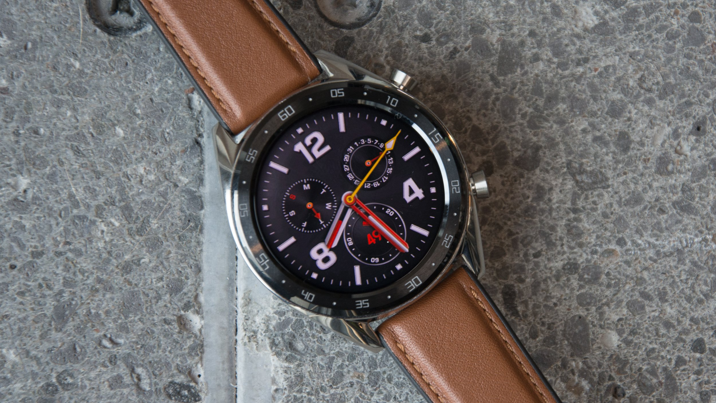 Huawei Watch GT review: Could twin chipsets fix wearables