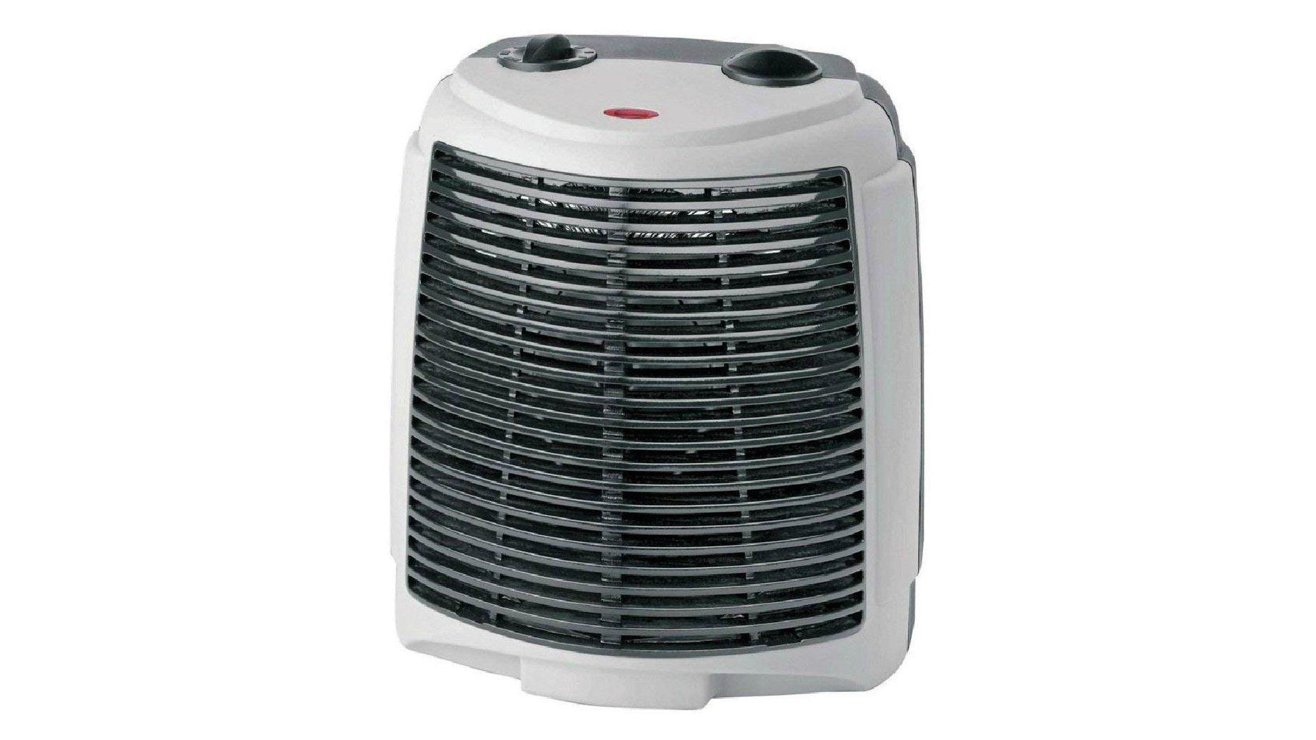 Babz 2000 Watts Fan Heater with 2 Heat