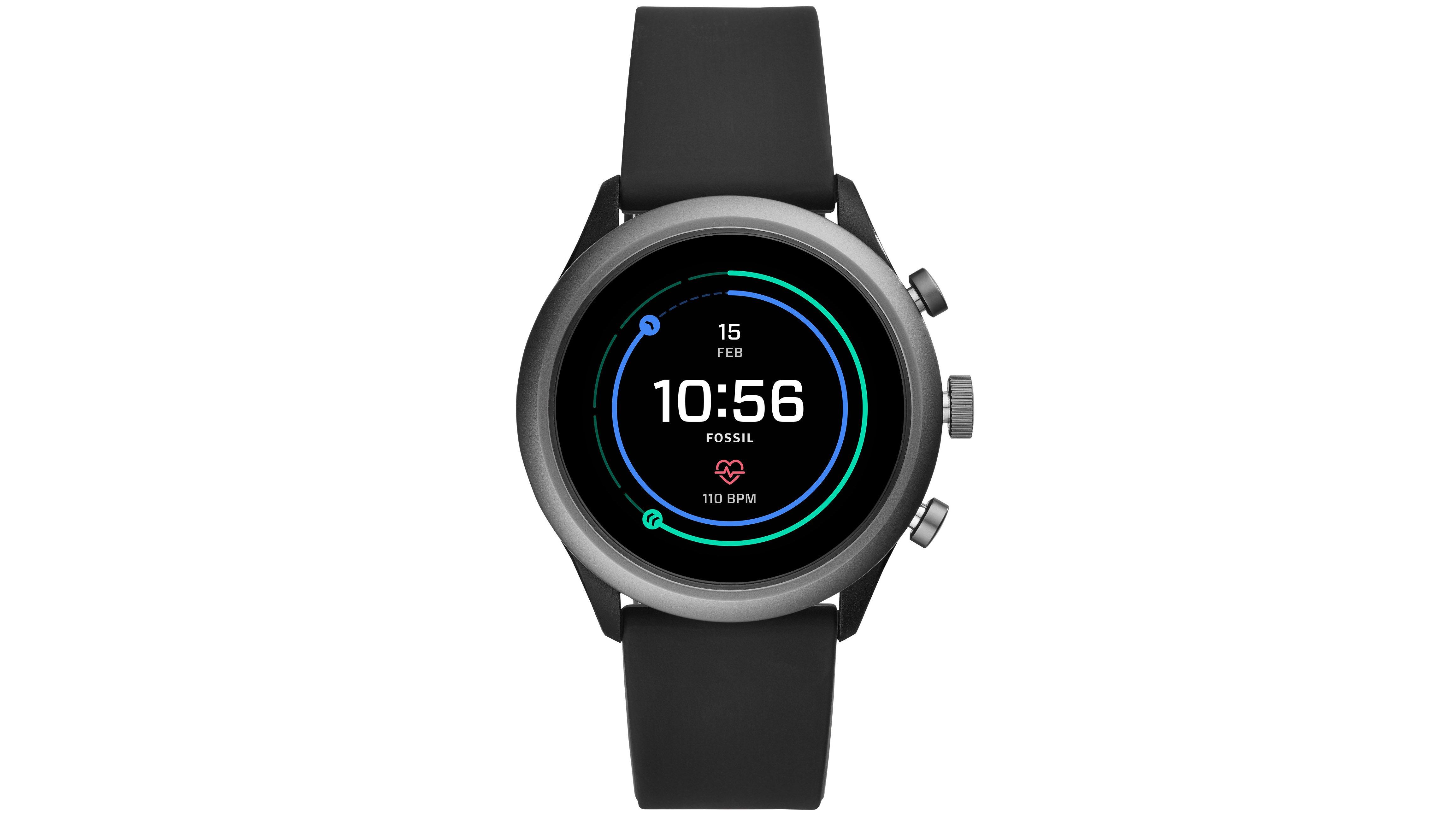 Fossil unveils new Sport smartwatch | Expert Reviews