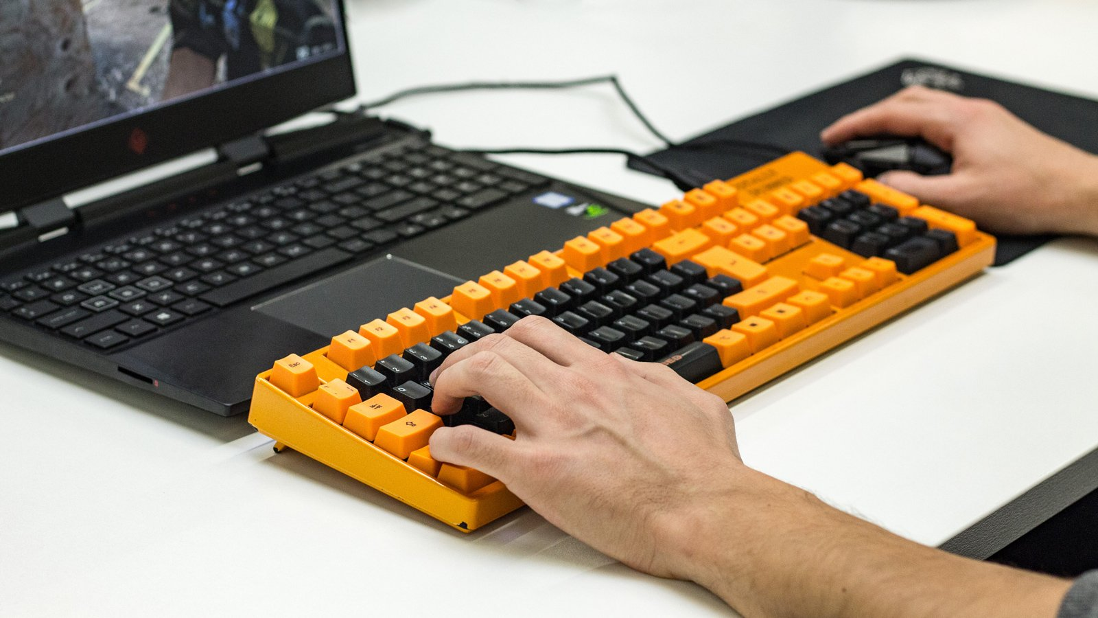 best gaming keyboard 2019 the best pc gaming keyboards. Black Bedroom Furniture Sets. Home Design Ideas