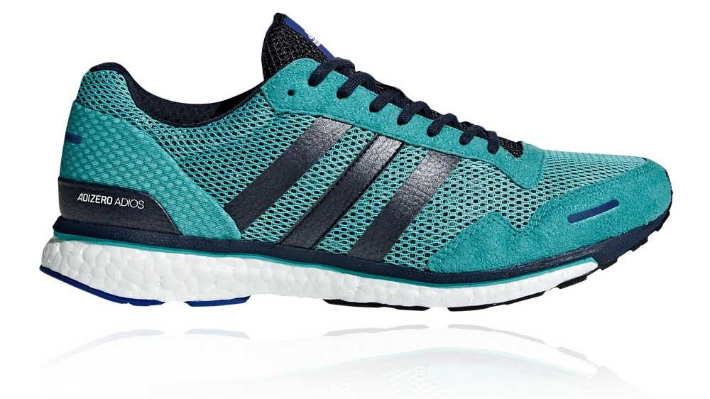 512bed55e The Adios are premium racing shoes for elites and amateurs alike, so if  you're looking for speedsters to help carry you to your next PB, look out  for them ...