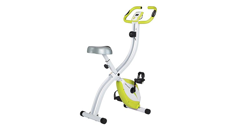92014079848 Sister model to the Ultrasport F-bike Trainer that features in our roundup  of the best exercise bikes to buy