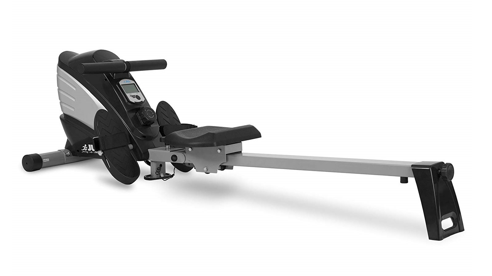 c92596c778d Amazon is currently offering 50% off the price of this Luxury Home Rowing  Machine by JLL. The R200 model would usually set you back £400