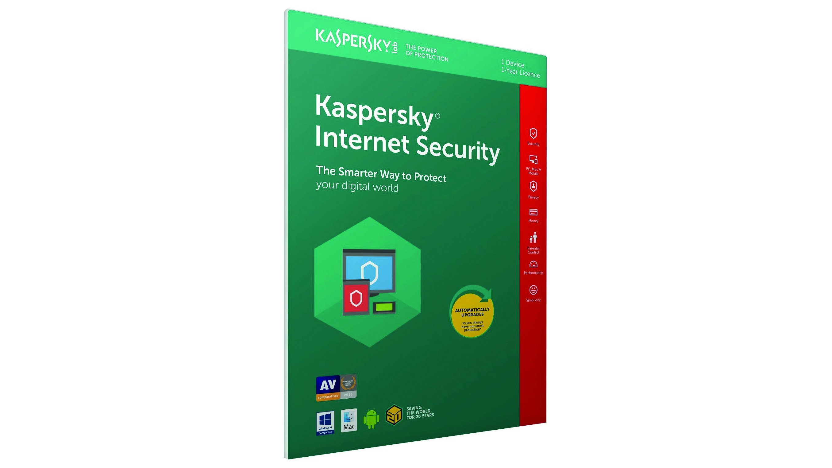 Kaspersky Internet Security 2019 review: The gold standard