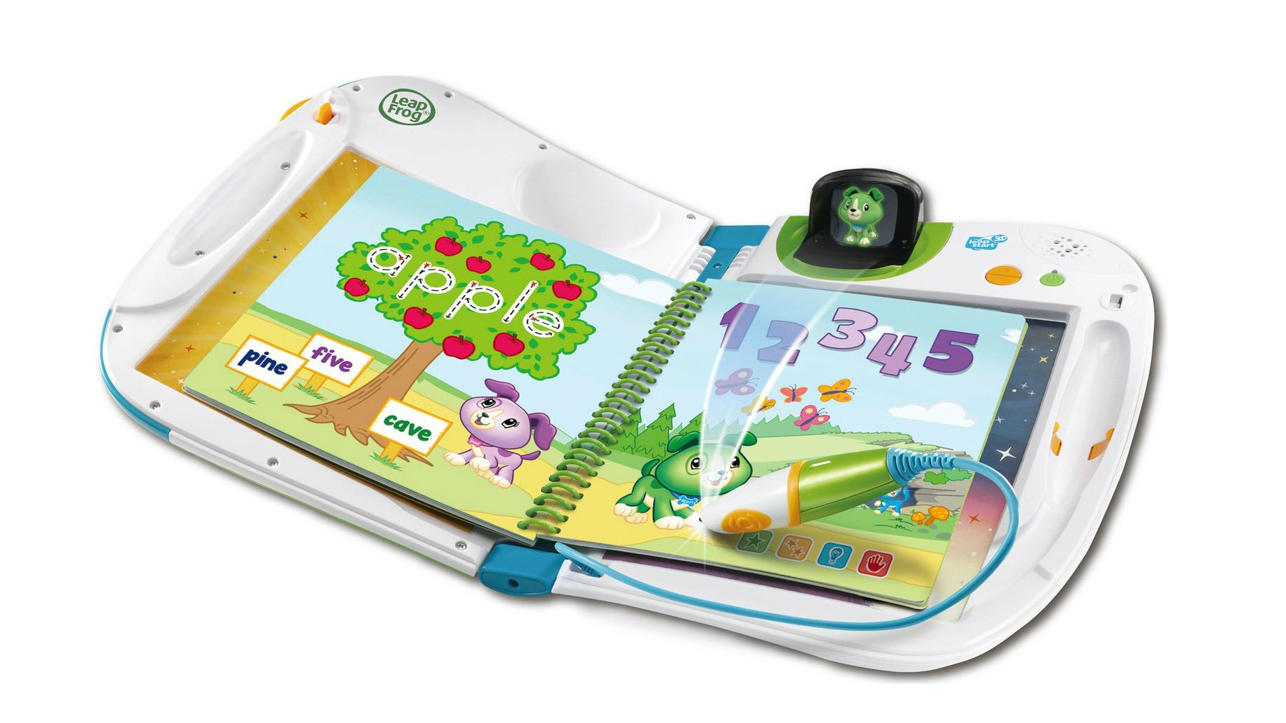 94538c6a5 This interactive 3D learning system helps children with reading, as well as  maths and problem-solving. There's a library of over 25 books (but ...