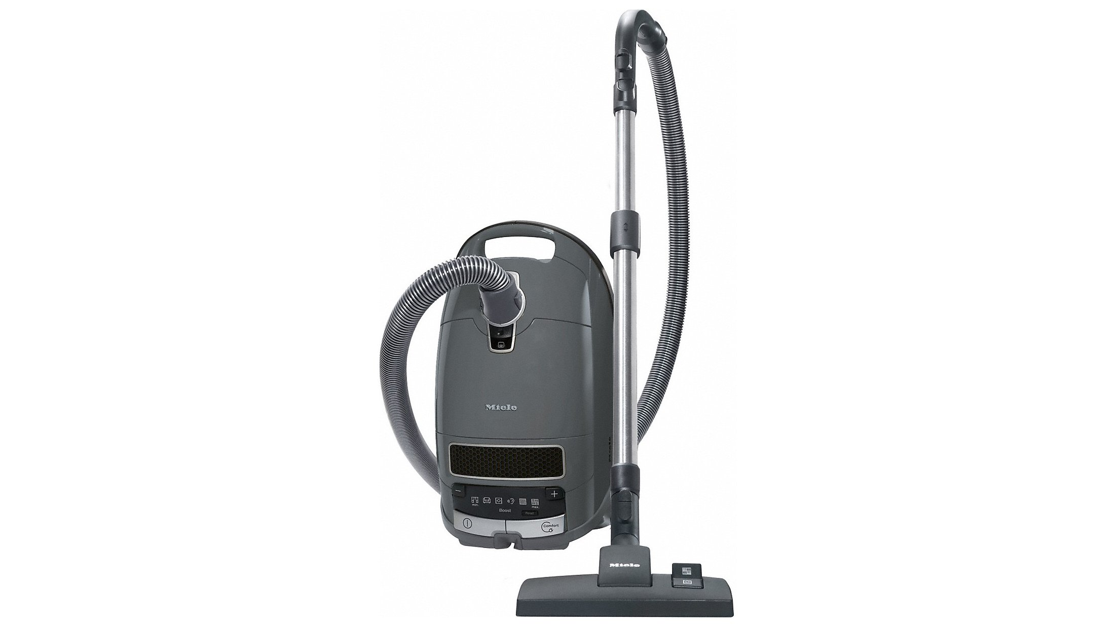ccb8a7a2fbf Amazon is currently offering the Miele C3 vacuum cleaner for the discounted  price of £240 - not bad for this handy little machine
