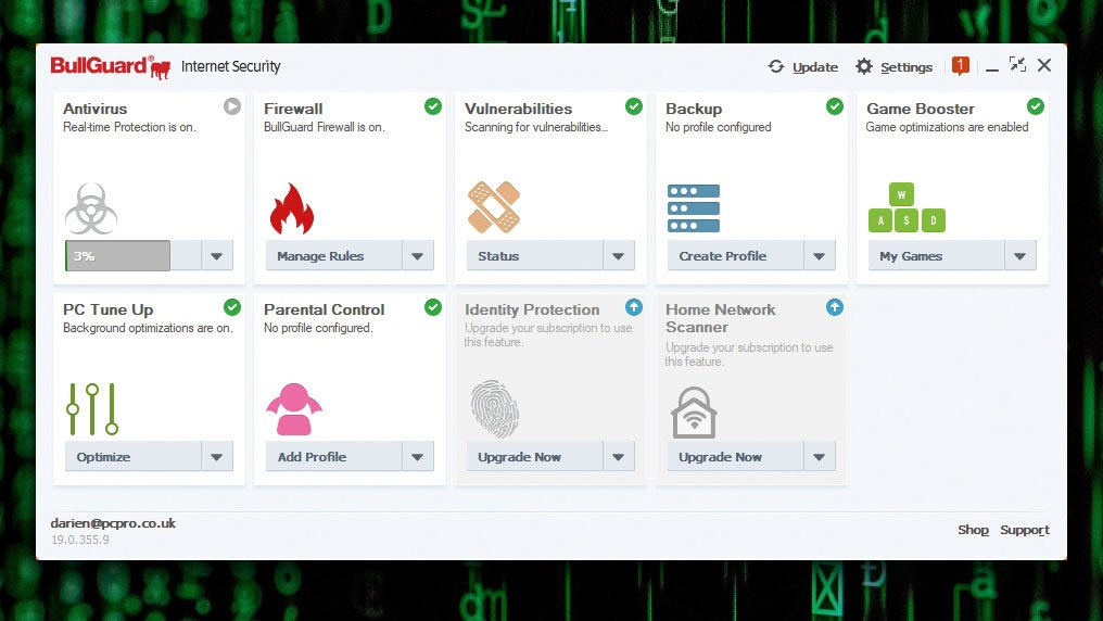 best antivirus and firewall protection software