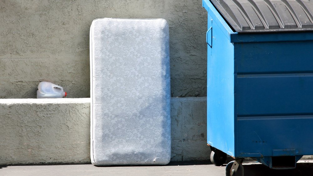How To Dispose Of An Old Mattress Expert Reviews