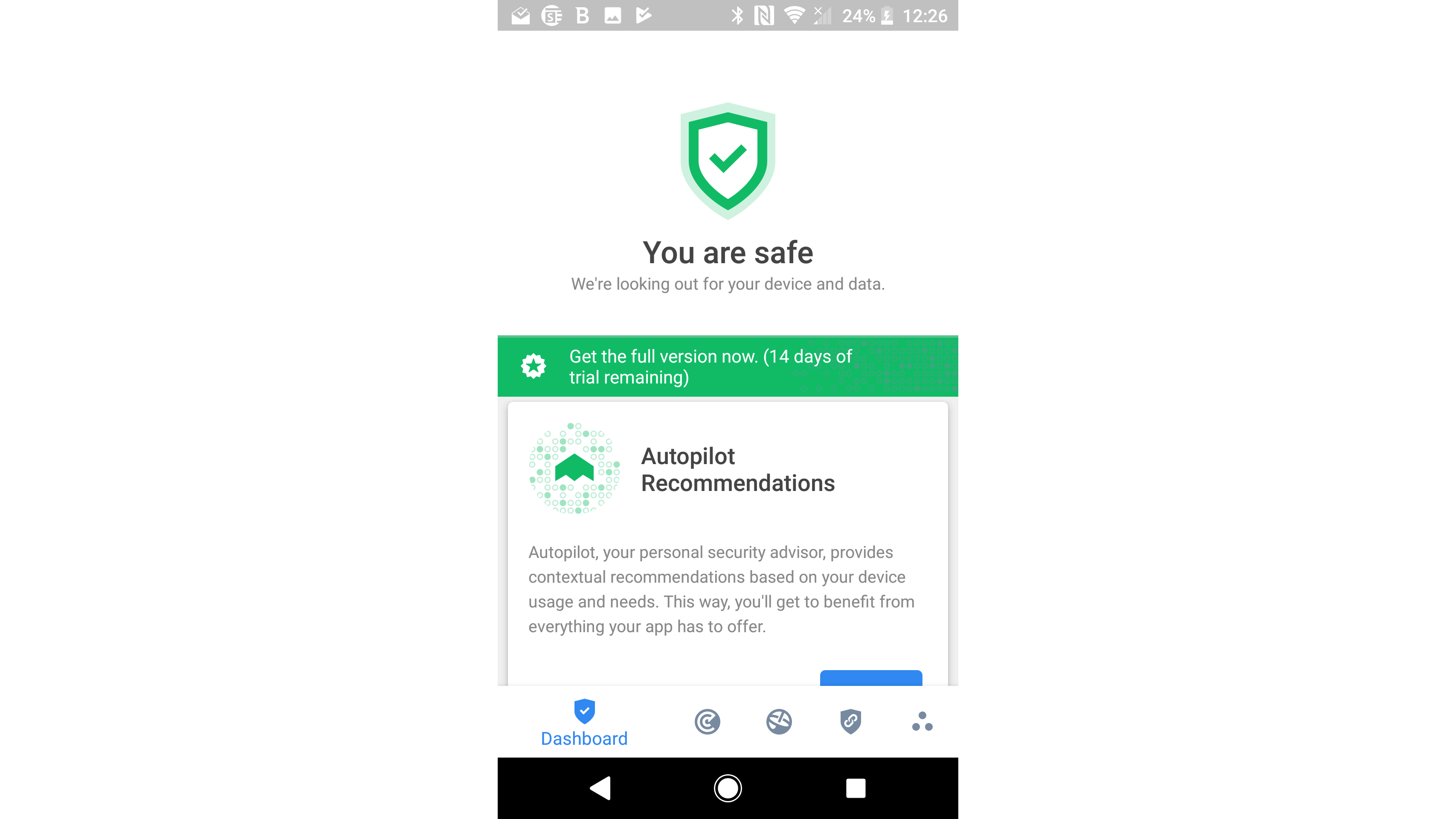the best free antivirus for android 2019