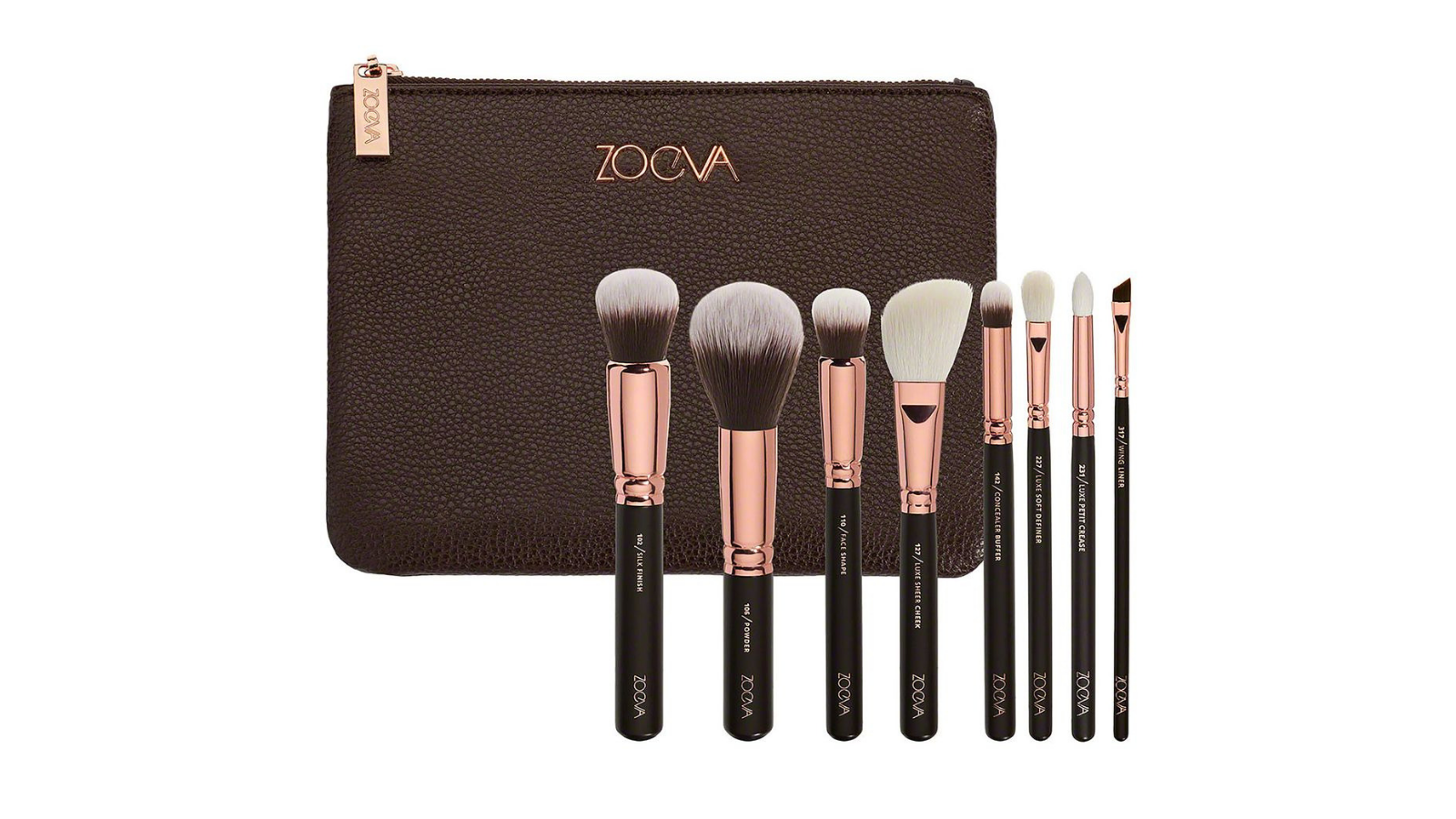 All beauty buffs and newbies need a do-it-all brush kit, and this beauty from Zoeva is the best of the bunch. Unlike many capsule sets, you'll find yourself ...