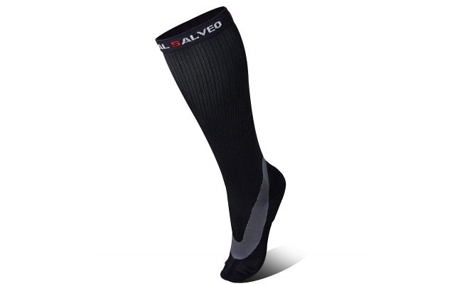 9a5d051d3d A great option if you've avoided compression socks because of how tight  they feel (even if it is by design), the Vital Salveo Arch Support socks  are much ...