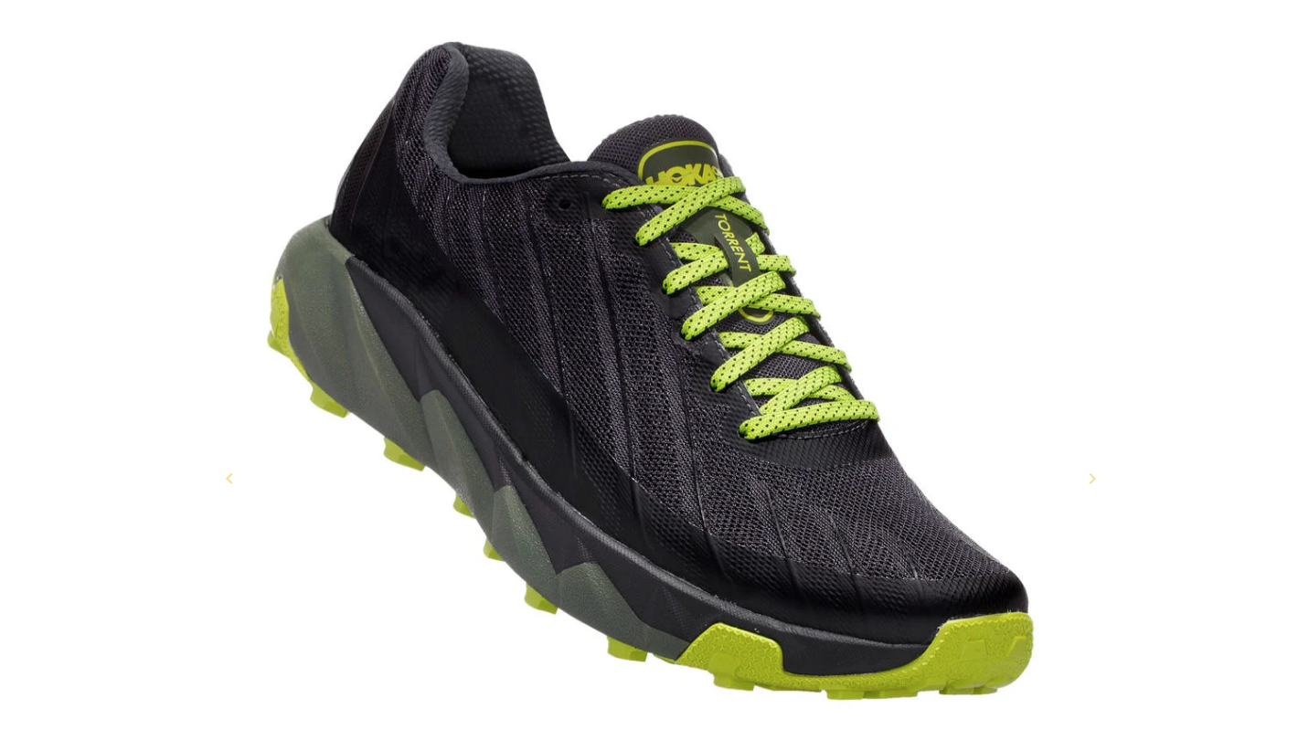 size 40 a12cb 983ce The Torrent isnt just an all-terrain trail shoe – its also suited to any  distance, with Hokas cushioning providing enough support to take on even  ...