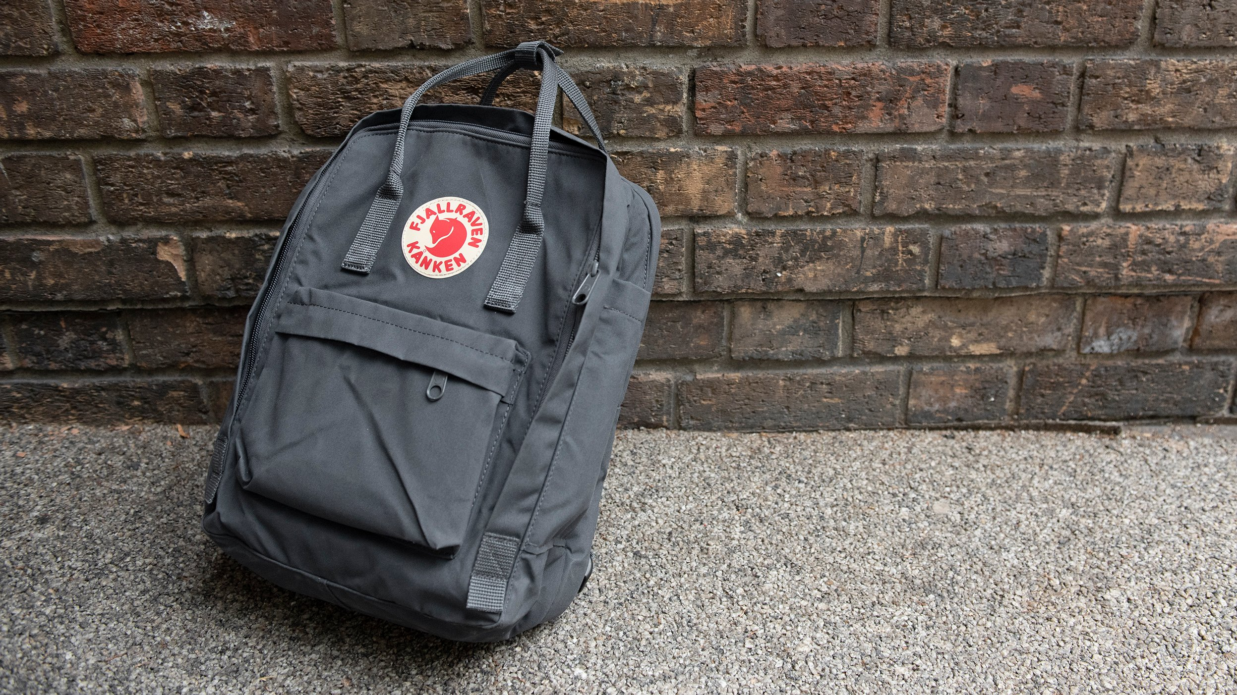 Fjällräven Kånken 13in review  The perfect everyday backpack ... 171bde42bf95b