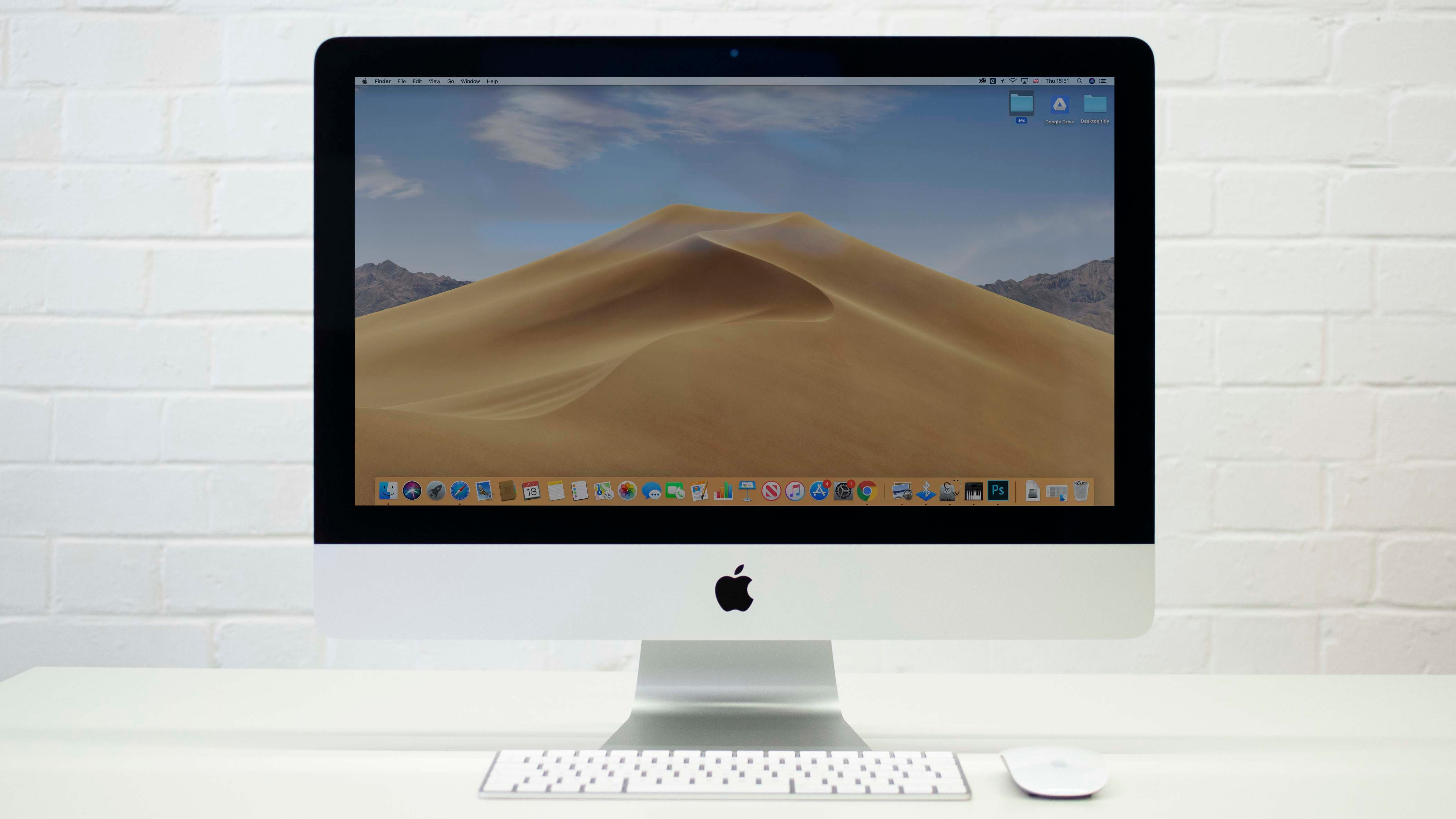 Apple 21.5-inch iMac (2019) review: Slick, elegant and powerful but showing its age