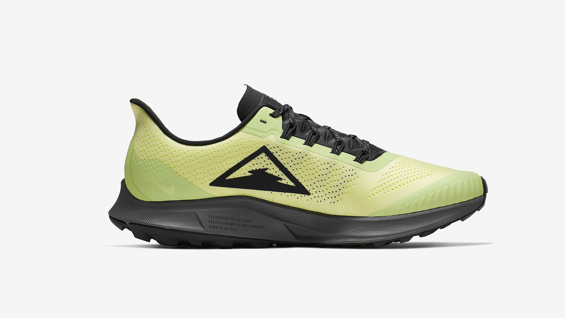 Using Road Racing Shoes for Trail Running