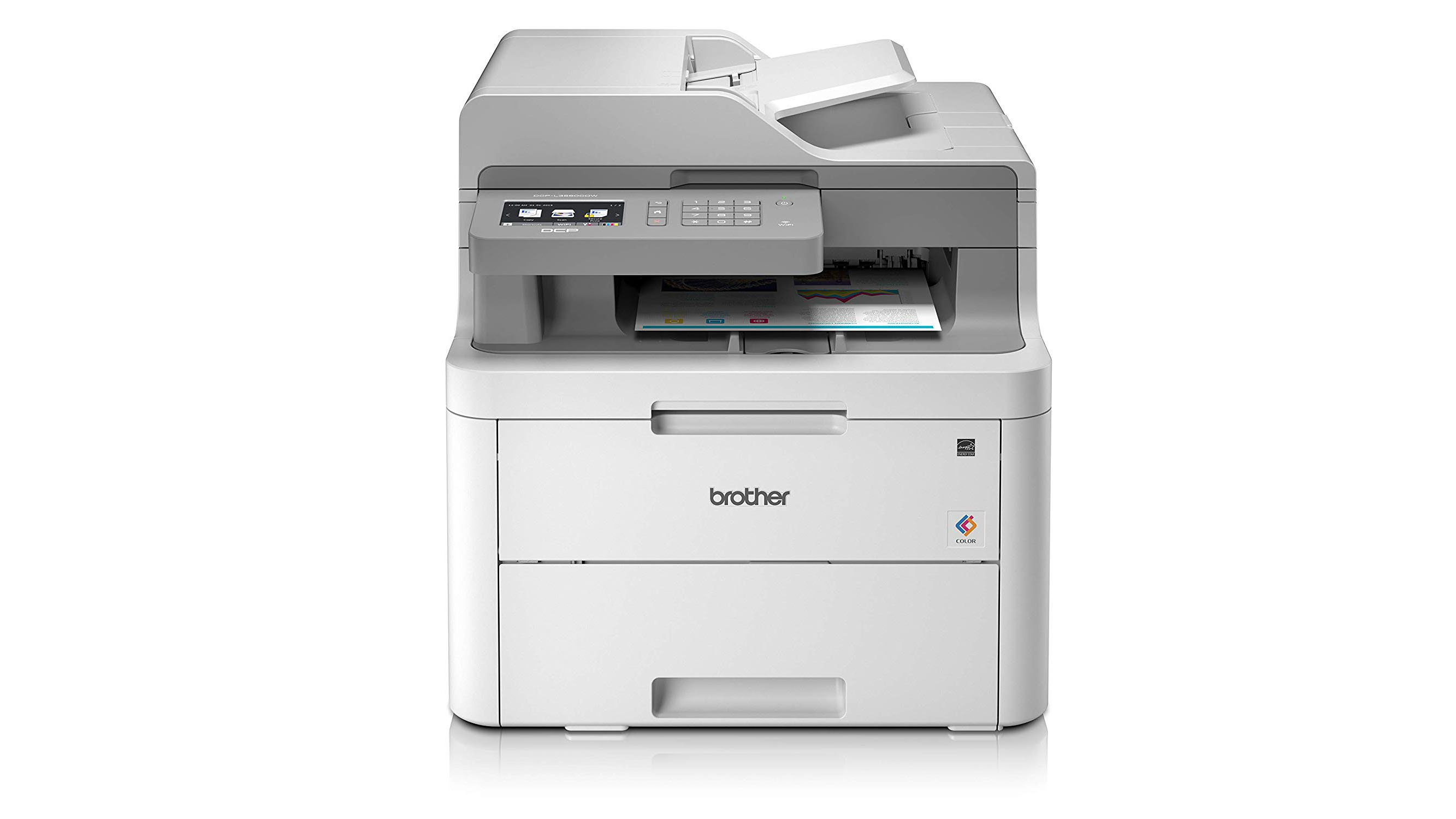Brother DCP-L3550CDW review: A reliable printer outperformed