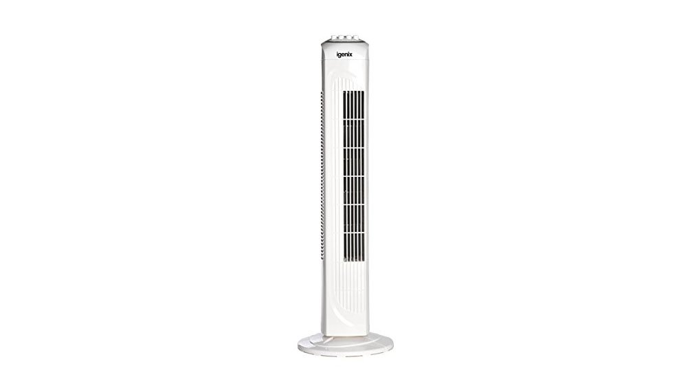 Best Tower Fan 2019 Effective Cooling In A Practical