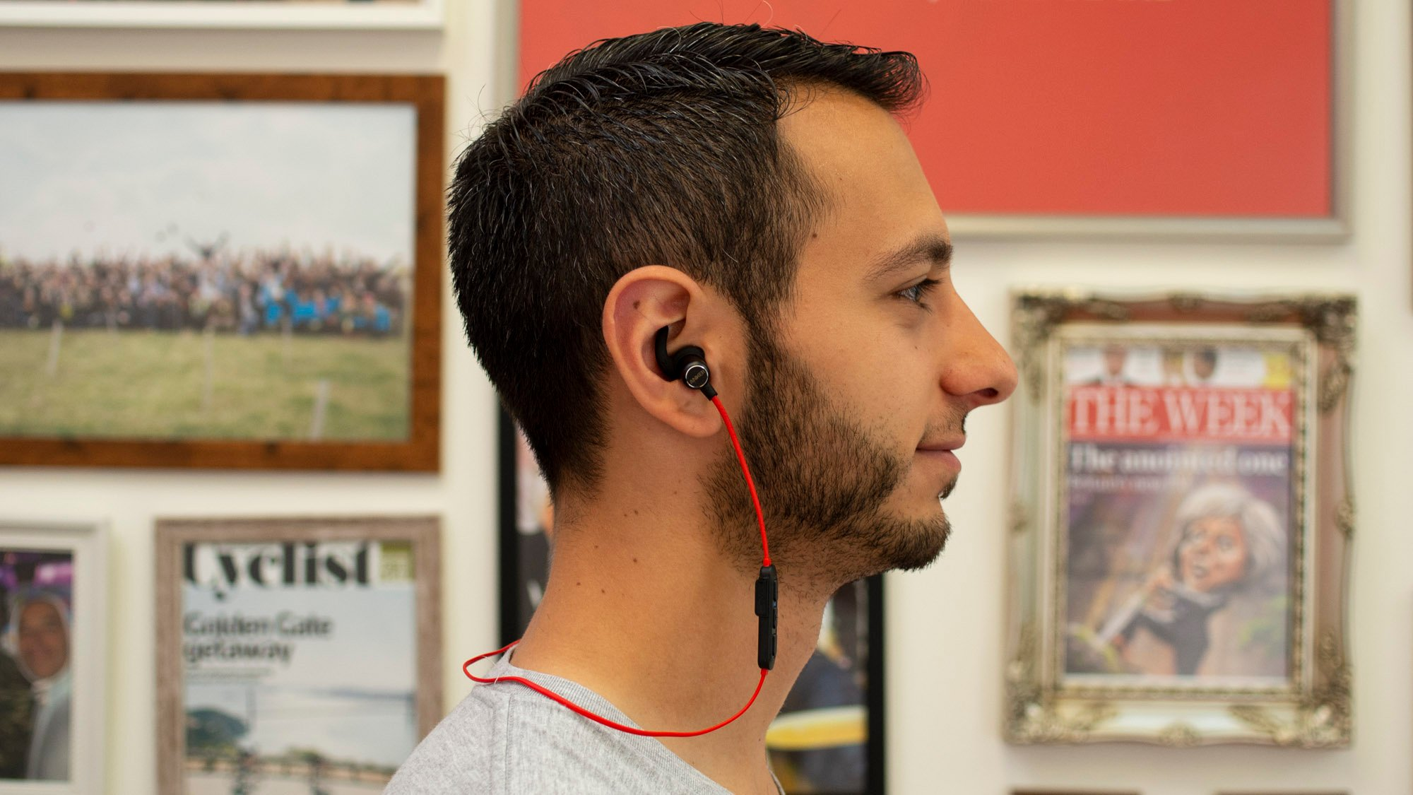 Anker SoundBuds Slim review: £20 wireless earphones that – amazingly