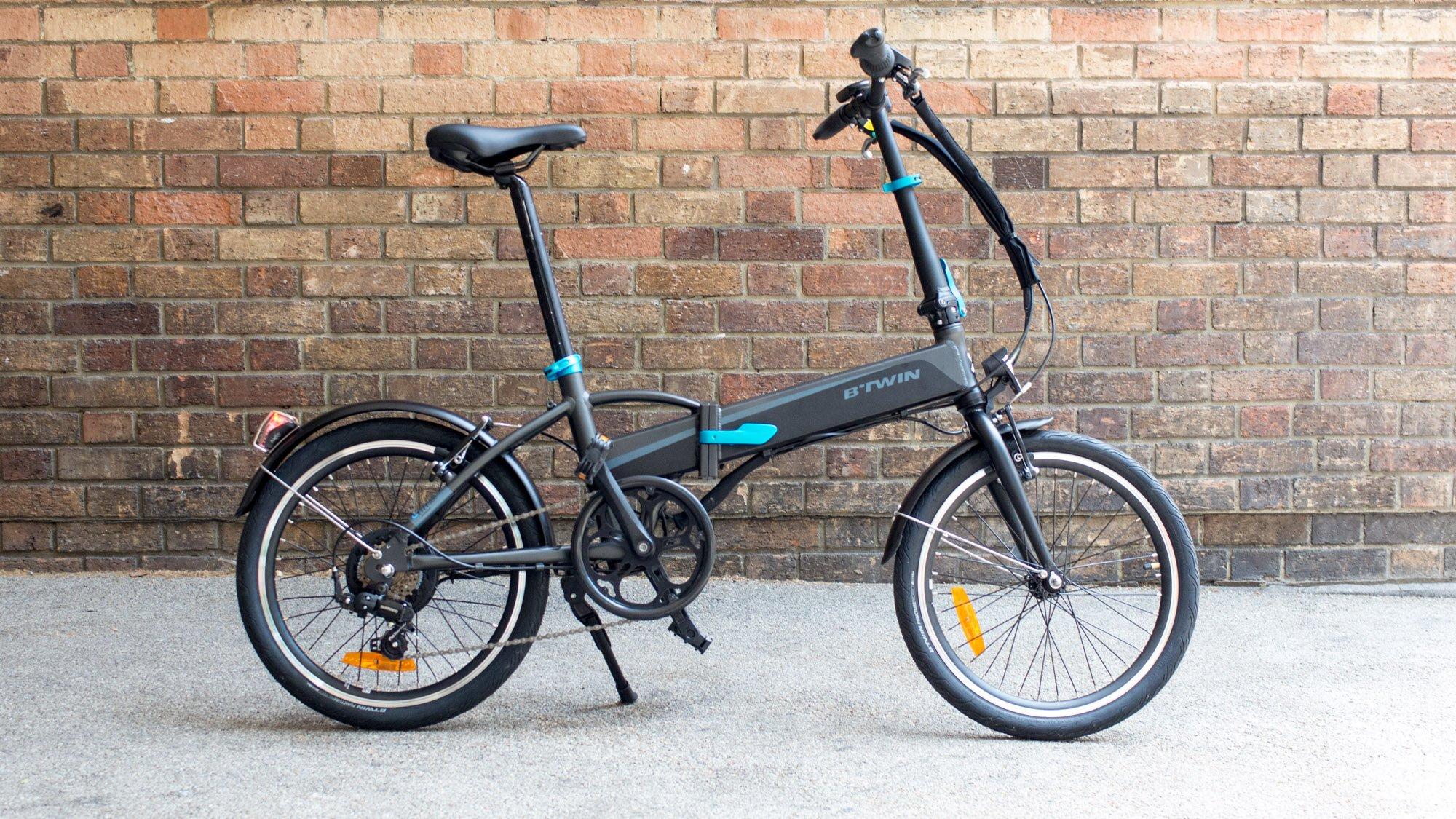 b 39 twin tilt 500 electric e bike review the best budget folding electric bike expert reviews. Black Bedroom Furniture Sets. Home Design Ideas