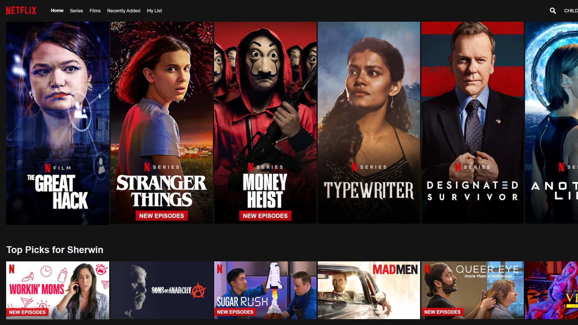 How to watch American Netflix in the UK or anywhere else