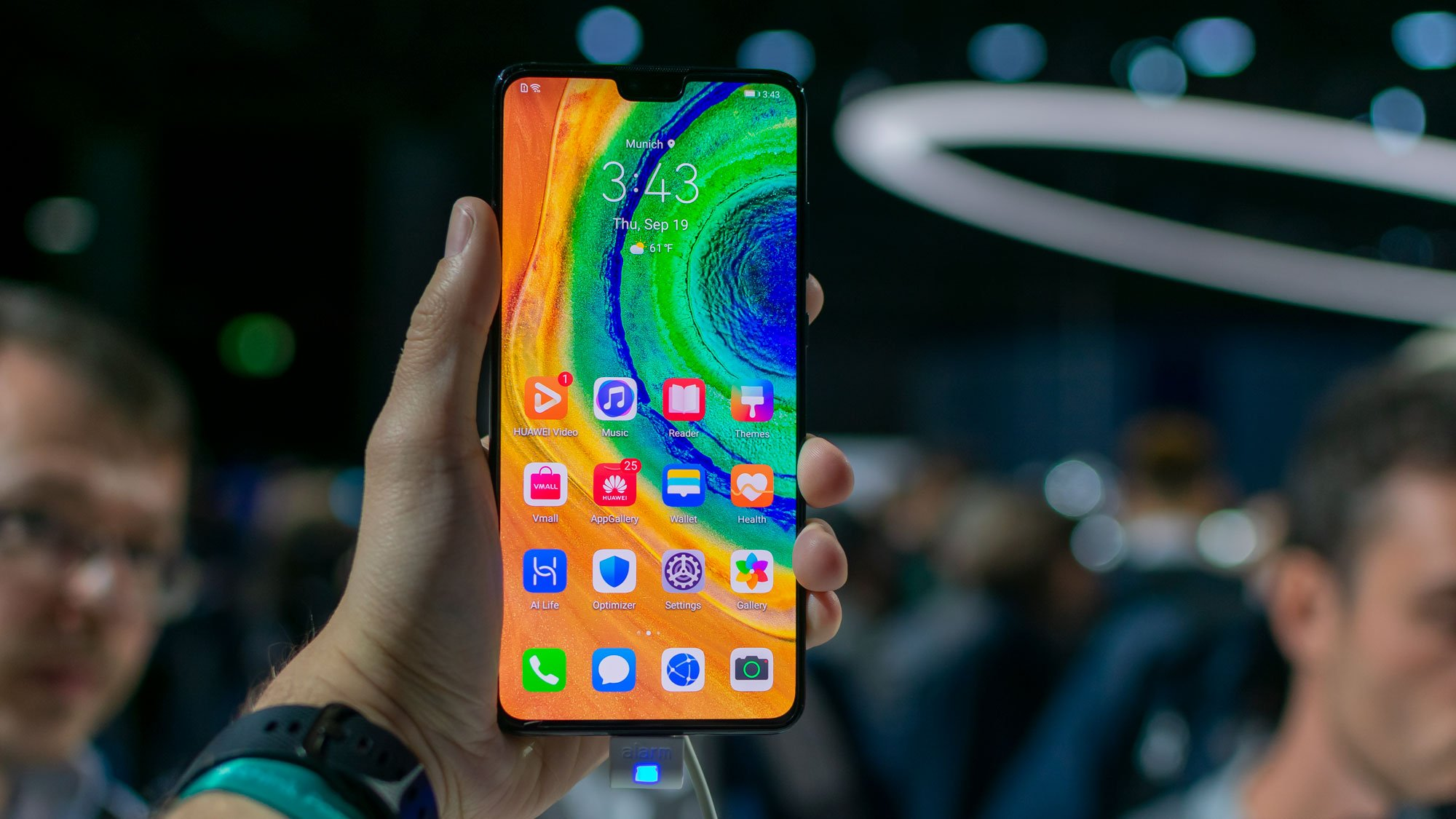 Huawei Mate 30 Pro review: Hands on with Huawei's Harmony OS-less
