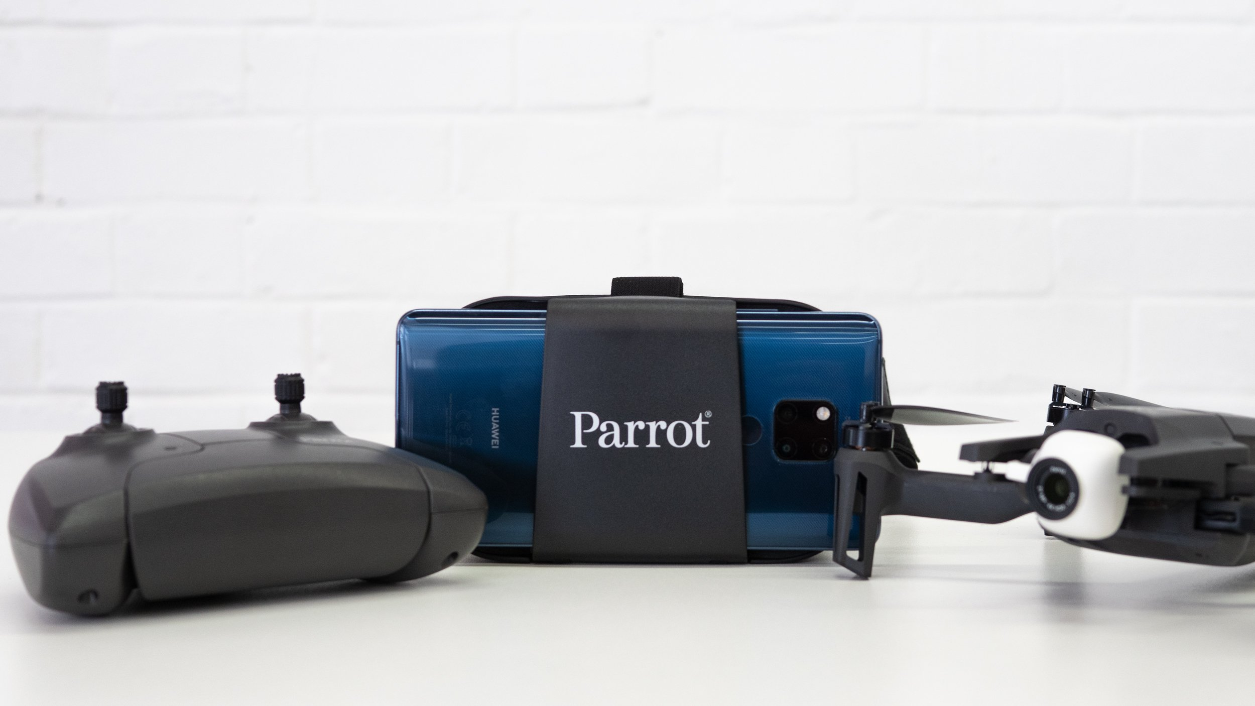Parrot Anafi FPV review: Bird's eye view