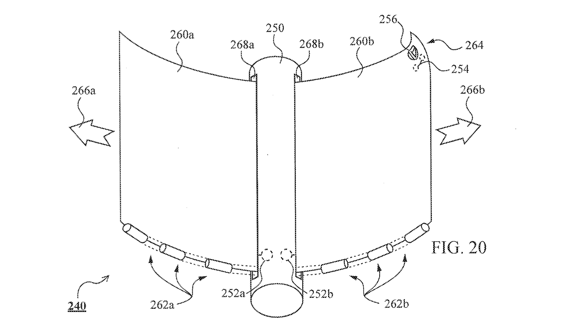 Samsung patent reveals hundreds of bizarre drawings showing what the display on the Galaxy S11 could look like - Expert Reviews