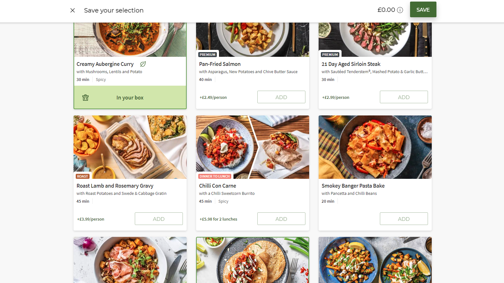 Facts About Hello Fresh Vegetarian Recipes Uncovered