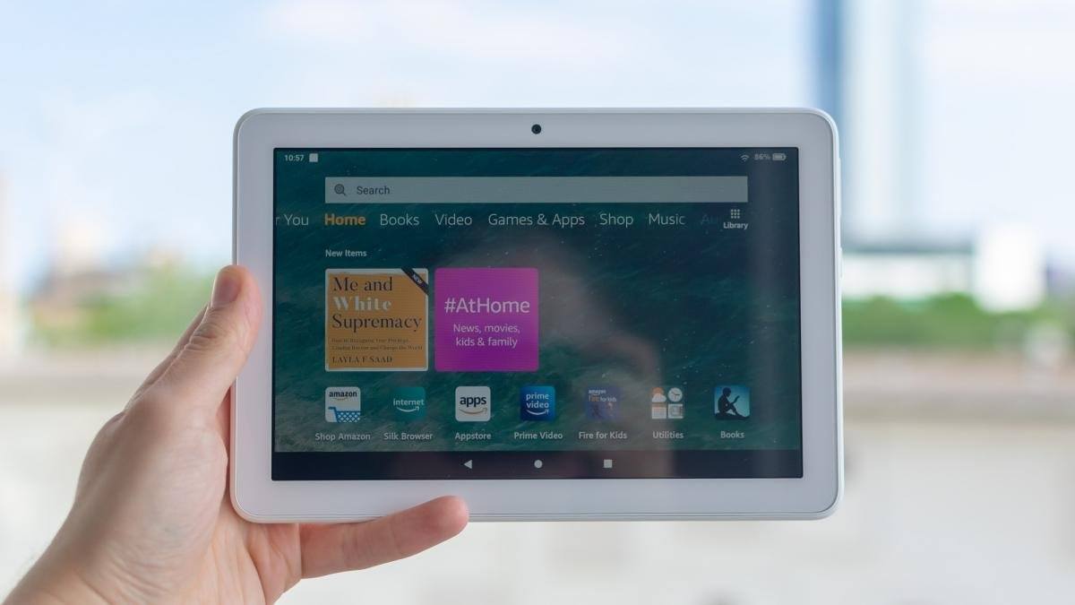 Best Android Tablet 2021 The Best Tablets From Samsung Amazon And Everyone Else Expert Reviews