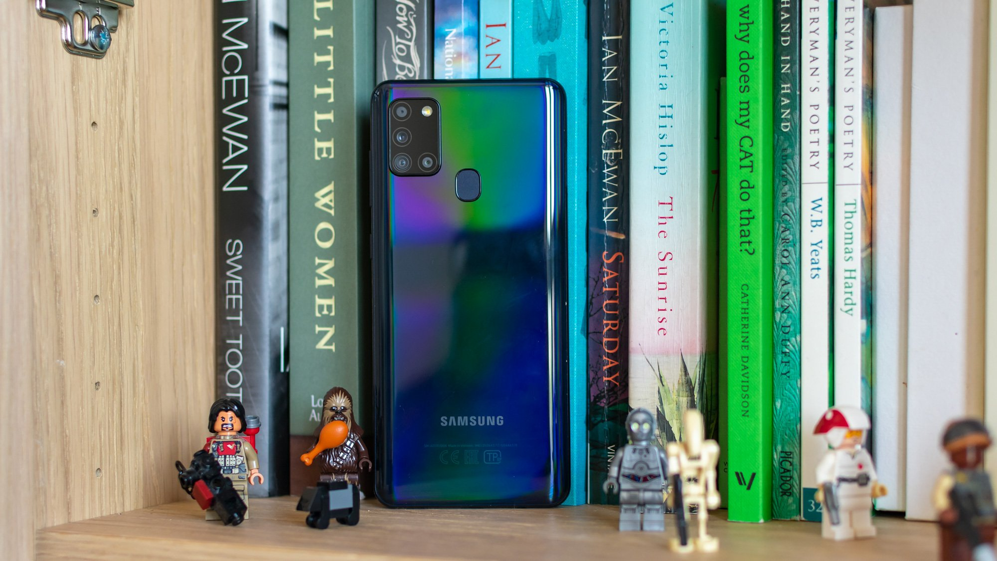 Samsung Galaxy A21s review: The 's' stands for sensational | Expert Reviews
