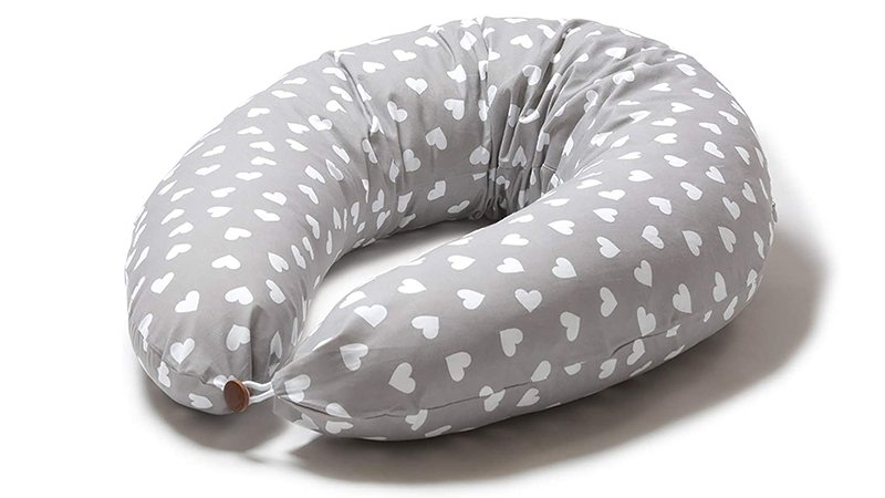 8 best pregnancy pillows for back and