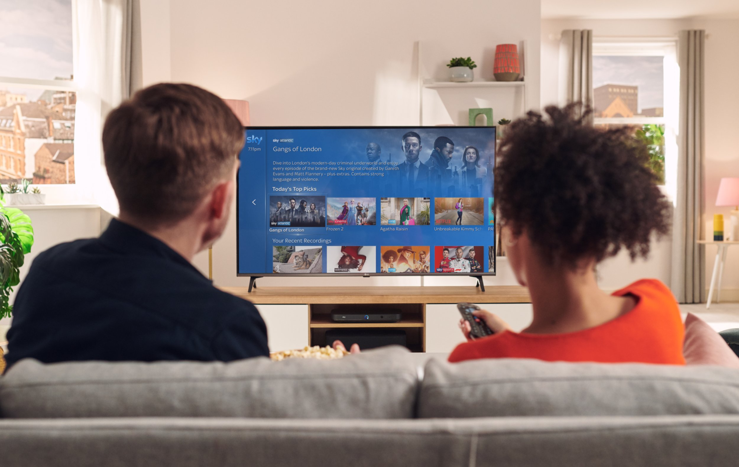 Dramatic new look for Sky Q, new smart features and HDR arrives for Disney Plus