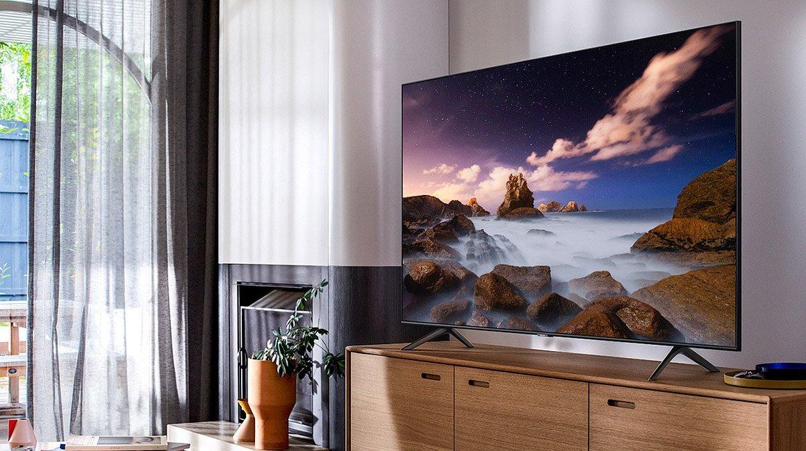 Samsung Q60t Qled Tv Qe43q60tauxxu Qe50q60tauxxu Qe55q60tauxxu Qe58q60tauxxu Qe65q60tauxxu Qe75q60tauxxu Qe85q60tauxxu Expert Reviews