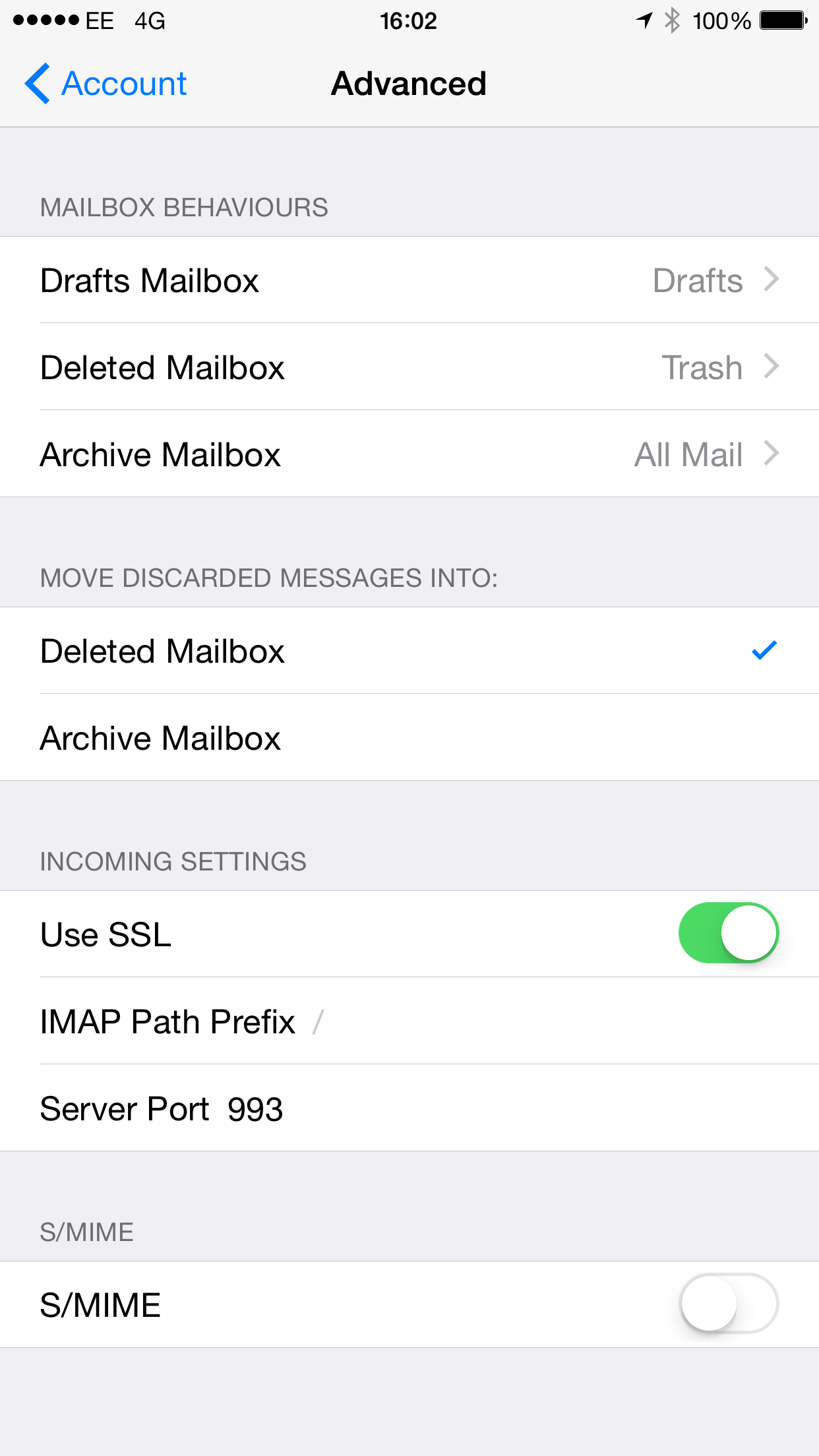 Archive Vs Delete Gmail On Iphone