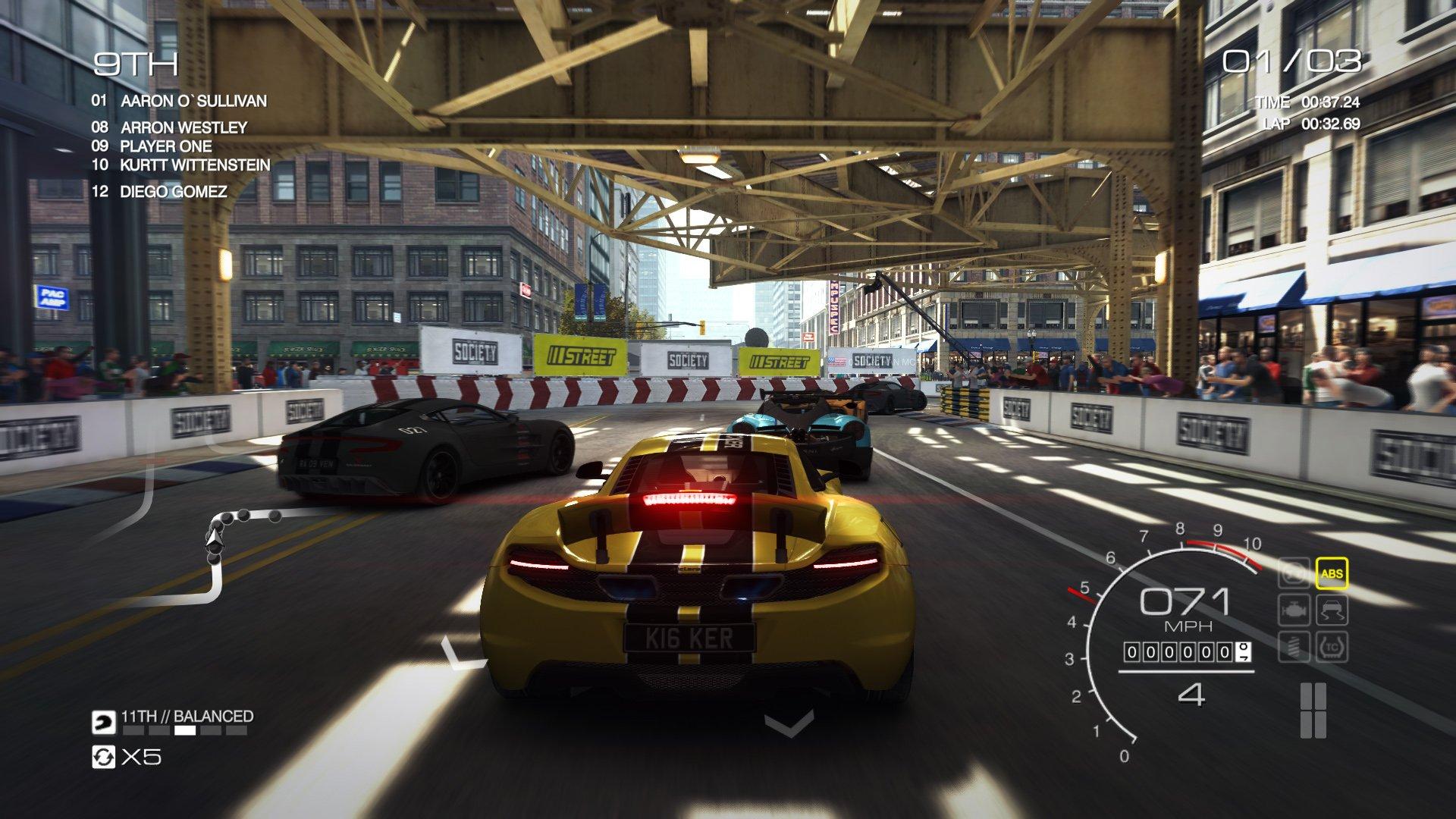Grid Autosport review | | 1 Expert Reviews