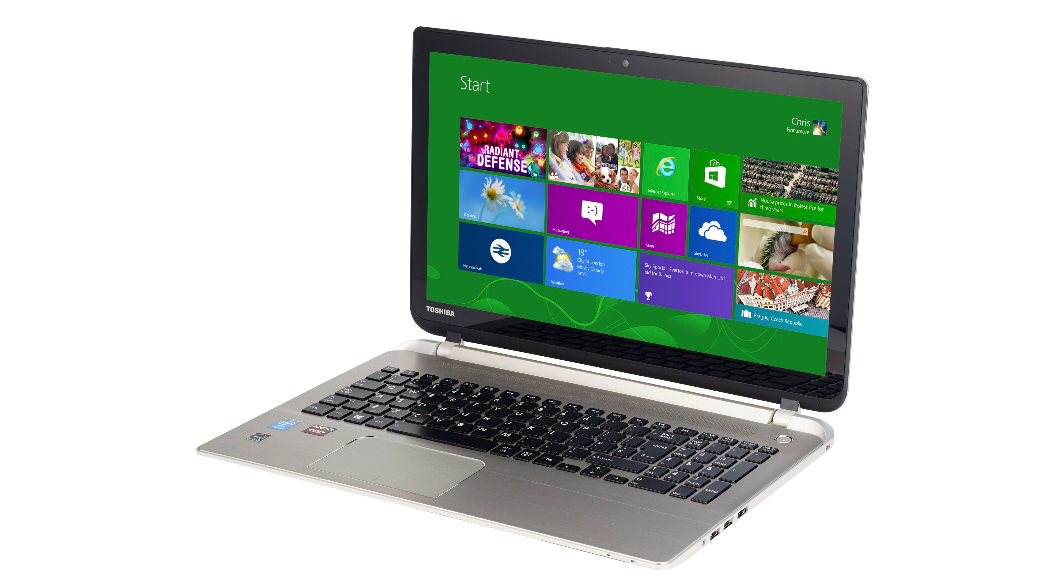 Toshiba Satellite S50T-B Download Drivers