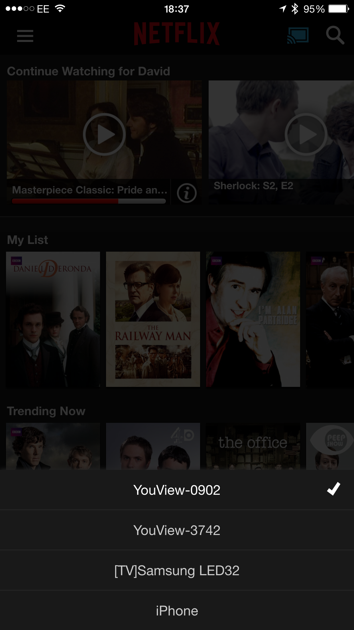 How DIAL gets YouTube and Netflix on your TV without a