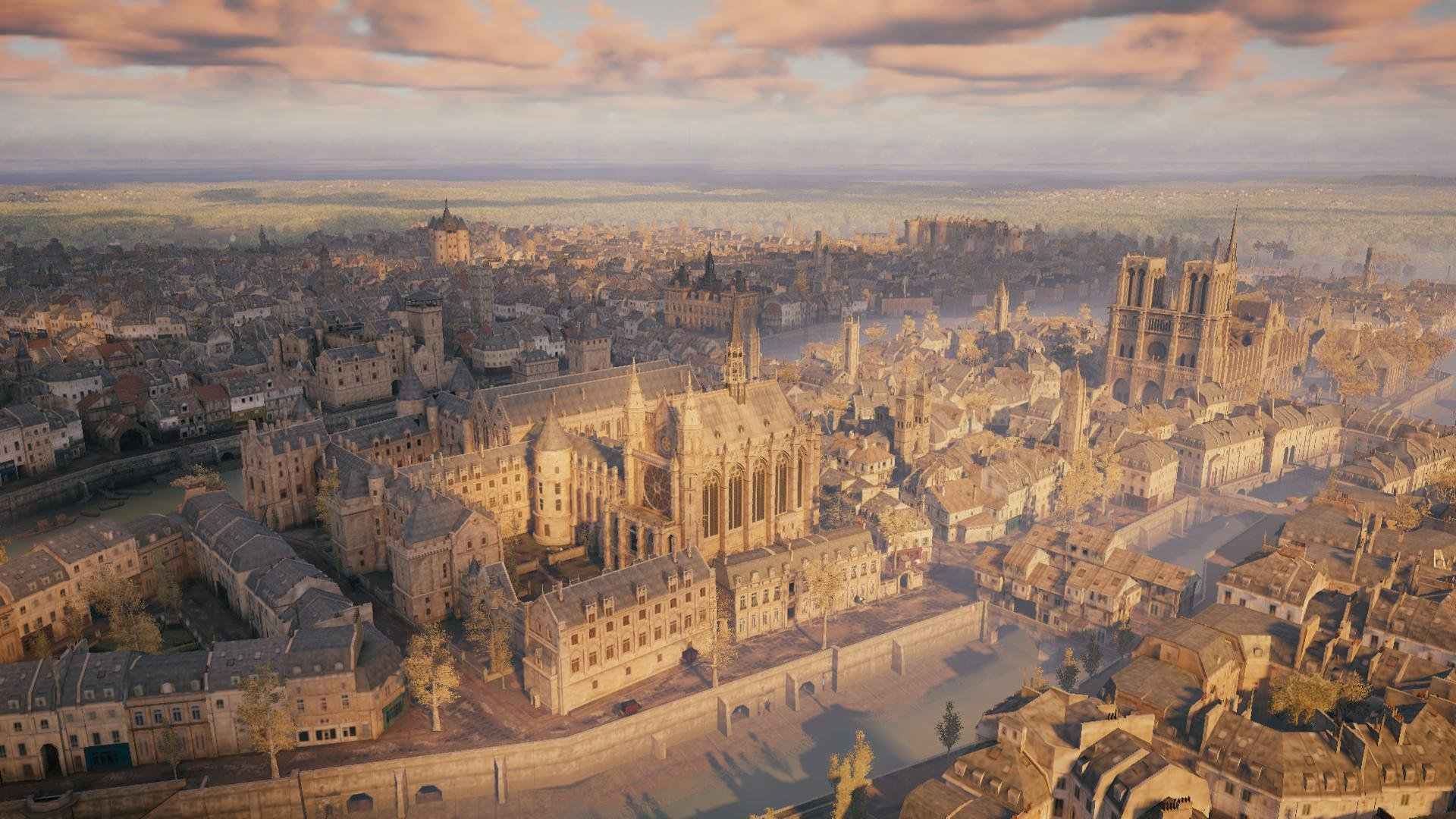 Assassin S Creed Unity Pc Review Expert Reviews