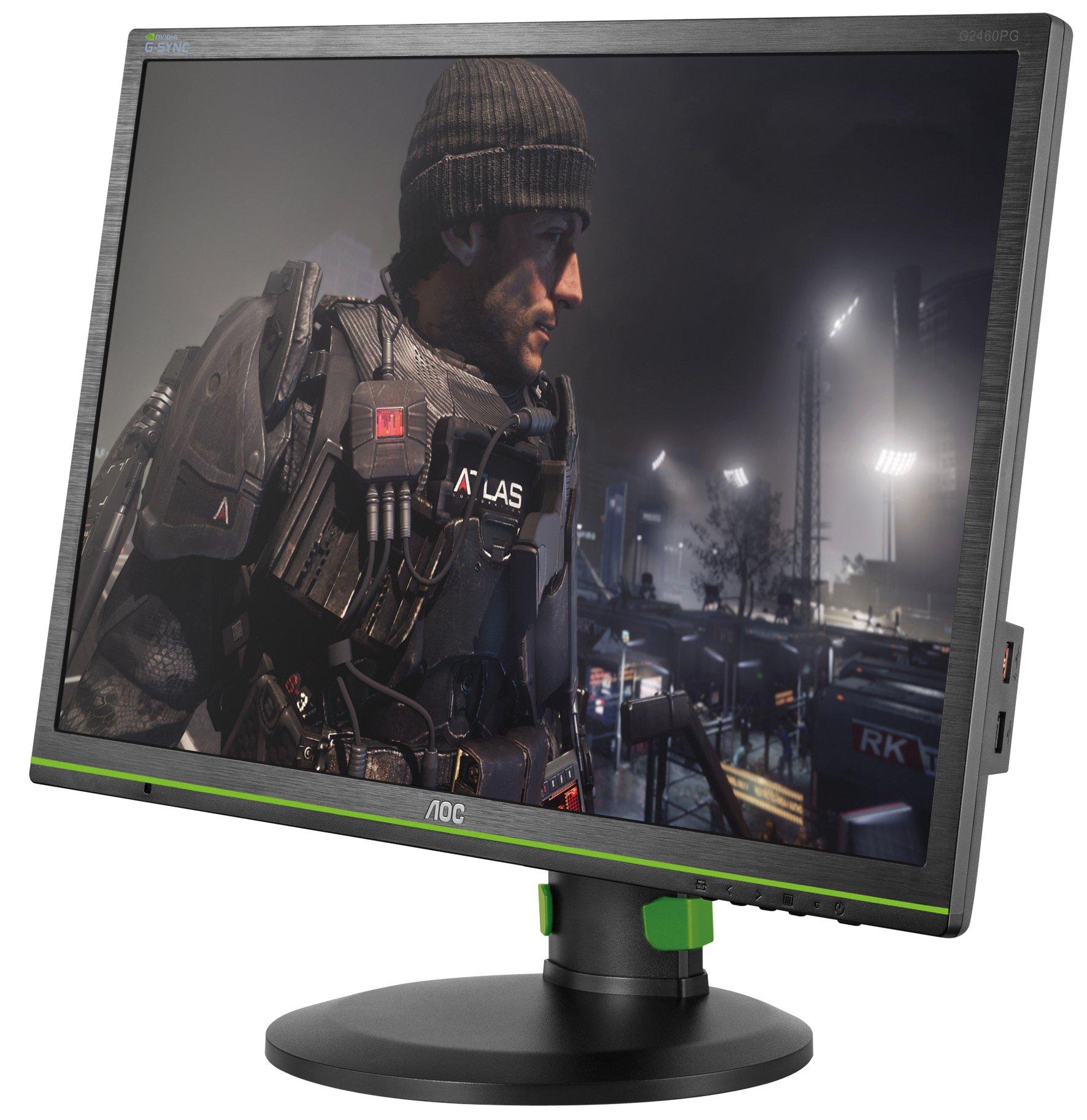 Aoc G2460pg G Sync Monitor Review Expert Reviews