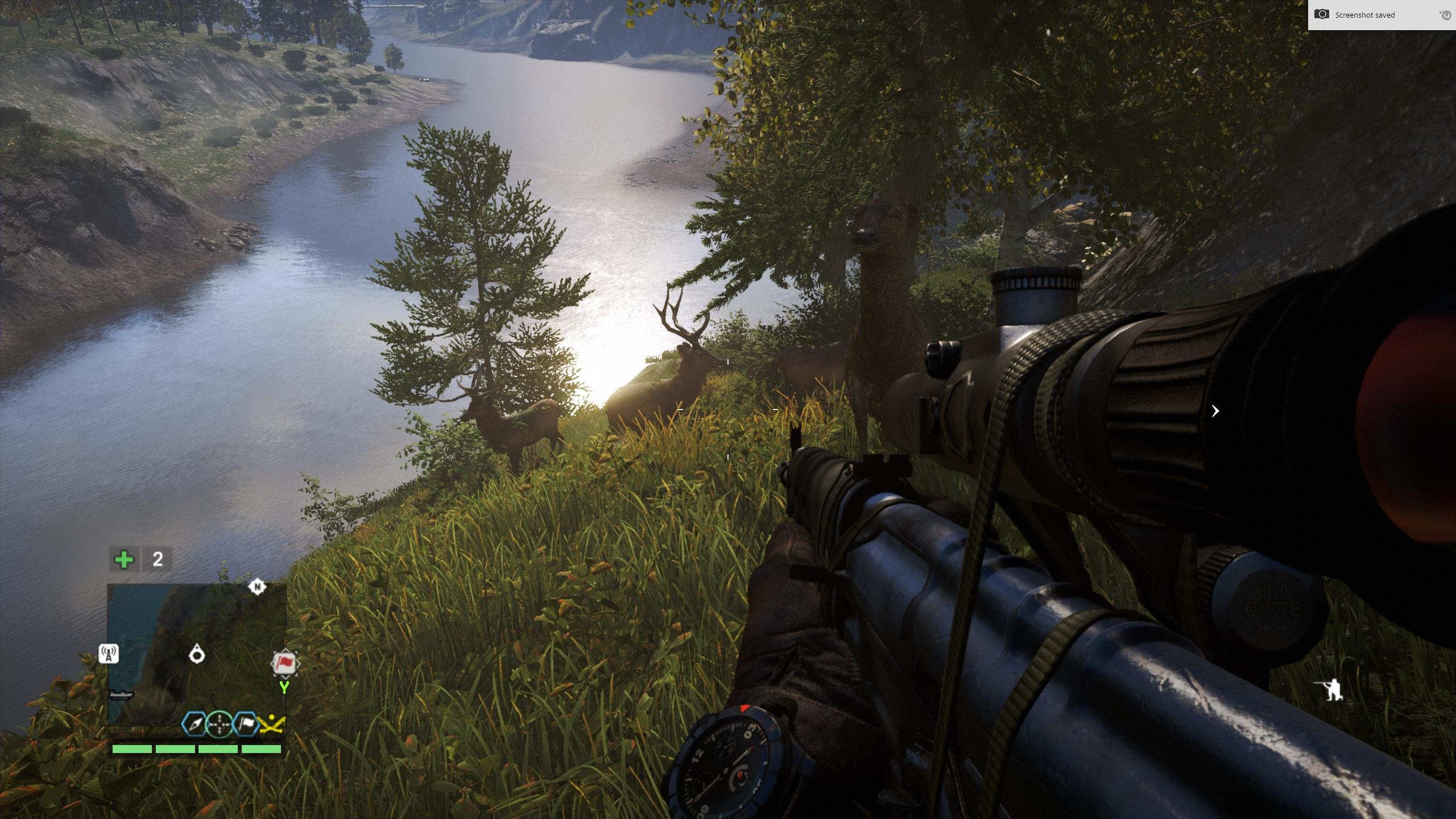 Far Cry 4 Review Expert Reviews Farcry4 Pc Game