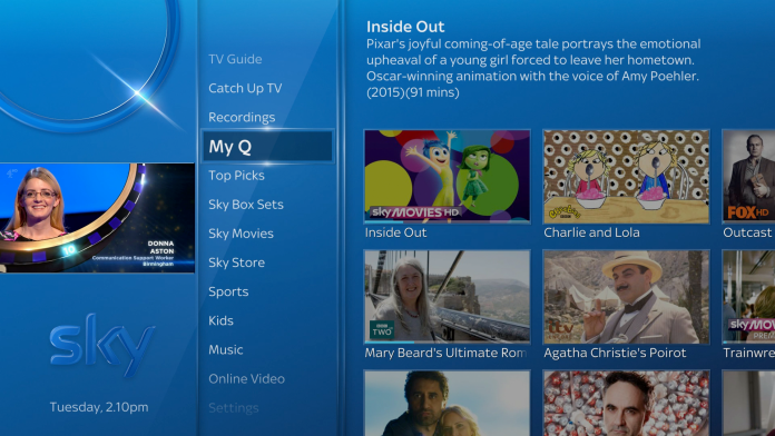 How to use Fluid Viewing on Sky Q | Expert Reviews