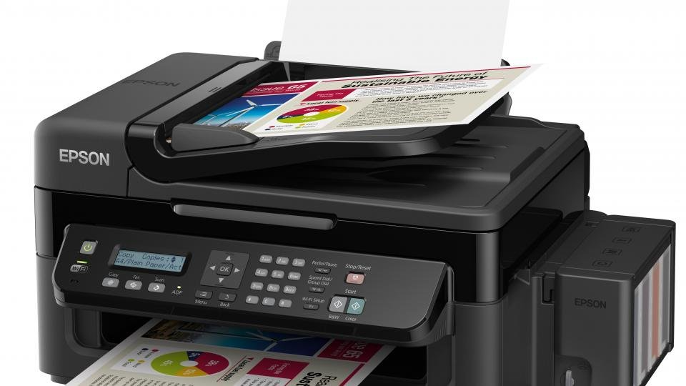 Epson EcoTank L555 review | Expert Reviews