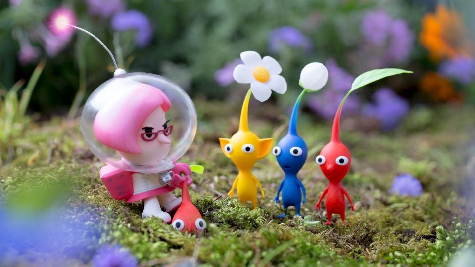 Pikmin 3 Review Expert Reviews