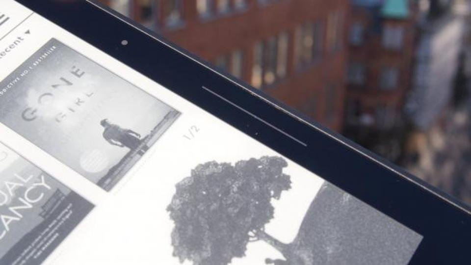 Amazon Kindle Voyage review: A great e-reader, now replaced
