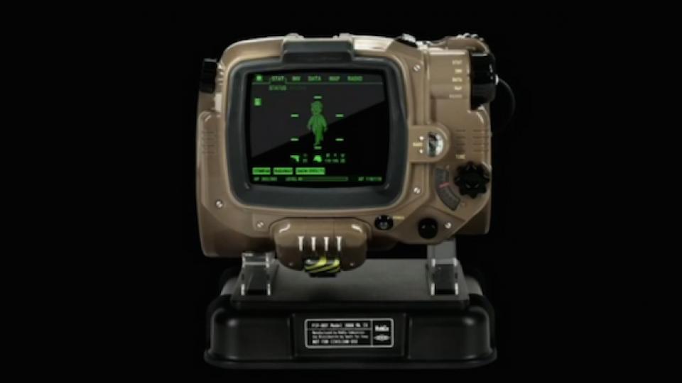 Fallout 4: gameplay trailers, screenshots, Pip-Boy edition