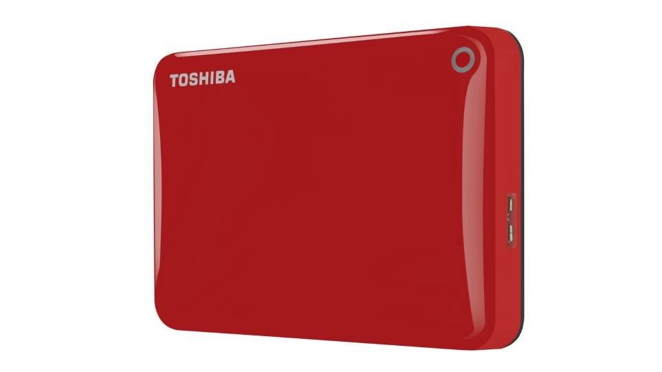 Toshiba Canvio Connect II review   Expert Reviews